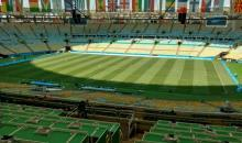 Maracanã in Rio and DLF turf grass ready for action