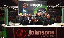 Johnsons Sports Seed celebrate 200 years
