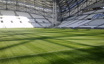 Vélodrome Stadium, Marseille, France