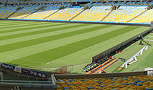 DLF grass technology helps world-class footballers win medals in Brazil in August