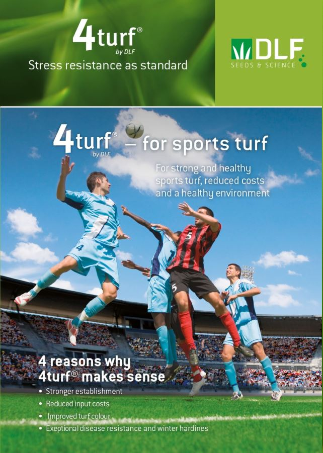 4turf for sport brochure