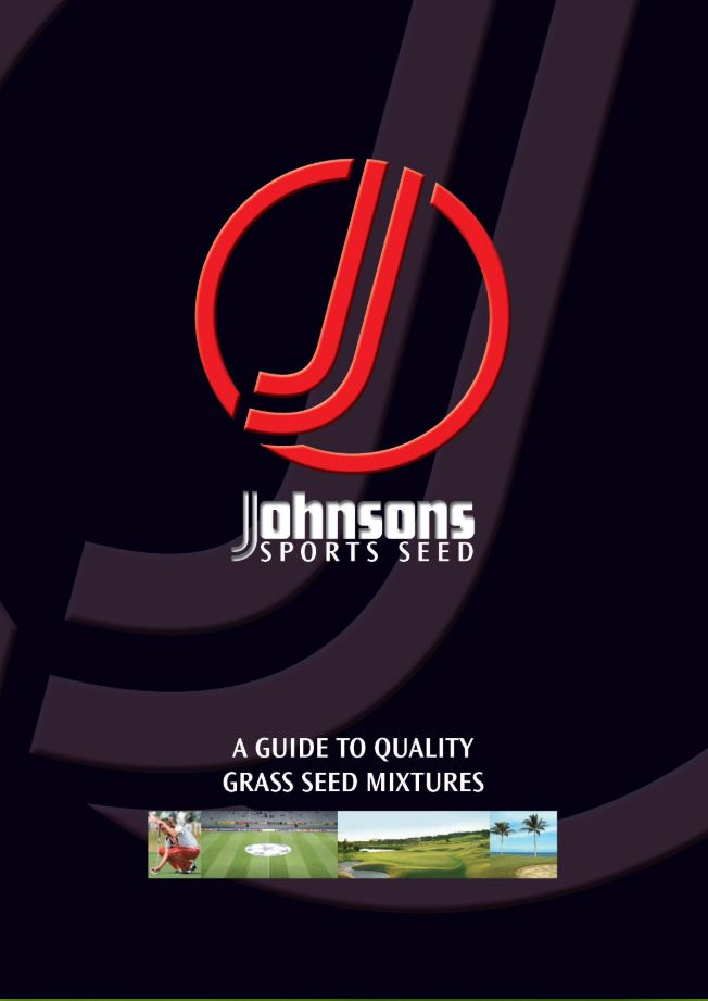 Johnsons Sports Seed brochure